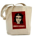 Revolutionary Librarian Tote